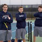 Boys Tennis beats Mayfield