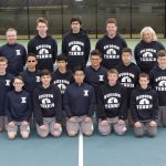 Boys Tennis falls to Shaker Heights