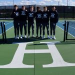 Boys Tennis finishes 2nd at Suburban League Championships