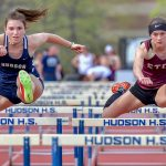 Girls Track & Field Defeats Stow