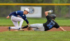 Hudson Baseball Defeats Lakeview