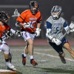 Boys Lacrosse beats North Canton Hoover