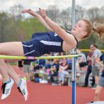 Girls Track & Field finishes 3rd at Woodridge Wrap-Up