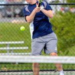 Boys Tennis beats Western Reserve Academy