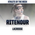 Emily Ritenour – Athlete of the Week