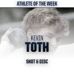 Kevin Toth – Athlete of the Week