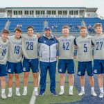 Boys Lacrosse with huge comeback win over Everest Academy on Senior Night