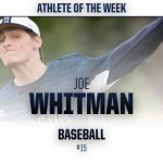 Joe Whitman – Athlete of the Week