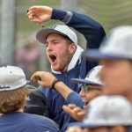 Baseball with Walk-off Win in Sectional Final