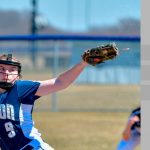 Softball beats Falls; Roukey Strikes out 19
