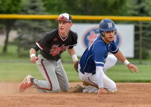 Hudson Baseball Defeats Shaker, Moves On To Face Walsh In The District Finals
