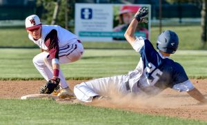 Pics from Hudson Baseball's District Final With Walsh
