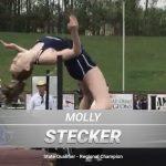 Stecker Advances to State Meet!
