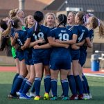 Hudson Girl's Soccer Wins Season Opener Over North Olmsted