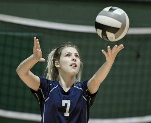 Hudson Volleyball Defeats Aurora In Season Opener