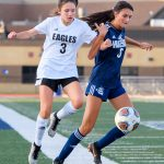 Girls' Soccer Earns Win in Home Opener!