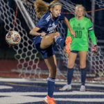 Girls Soccer falls to Dublin Jerome