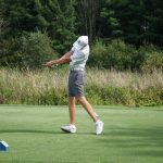 Boys Golf finishes 2nd at Lion Cardinal Classic