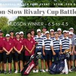 Boys Golf defeats Stow in Rivalry Cup