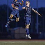 Boys Soccer beats Brecksville-Broadview Heights