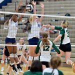 Volleyball falls to Nordonia in 5