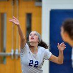 Volleyball beats North Royalton