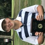 Coop Pamer takes home medalist honors at Pfeiffer Invitational