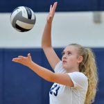 Volleyball beats Cuyahoga Falls