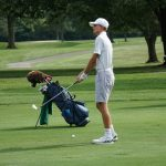 Boys Golf finishes 8th at Kiely Cup