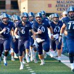 Varsity Football 6:15 start Friday Night!