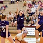 Volleyball beats Stow