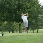 Coop Pamer Earns Medalist Honors; Boys Varsity Golf finishes 2nd place at SL #3