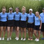 Girls Golf finishes 2nd at Suburban League Tournament 4