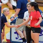 Volleyball falls to Brecksville-Broadview Heights