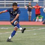 Boys Soccer ties Hoover