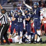 Football falls to Brecksville
