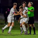 Boys Soccer ties Stow