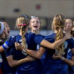 Girls Soccer falls to Stow