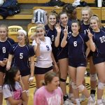 Volleyball defeats Cuyahoga Falls