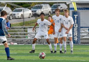 Images From Hudson Boys Soccer @ Twinsburg