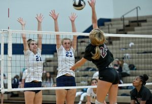 Images From Hudson Girls Volleyball vs Stow