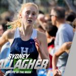 Sydney Gallagher – Athlete of the Week
