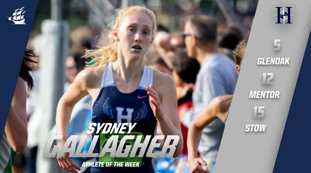 Sydney Gallagher – Athlete of the Week