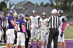 Images From Hudson Footballs Win Over North Royalton