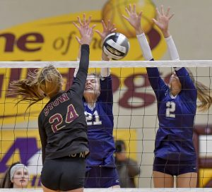 Images From Hudson Volleyball vs Stow
