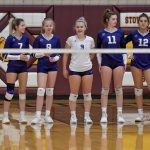 Volleyball beats Stow to Advance in Tournament