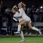 Girls Soccer wins OT Thriller to Advance