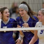Volleyball beats Green; Advances to District Final