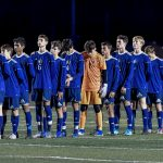 Boys Soccer falls in District Final