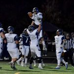 Football beats Twinsburg; Clinches League Title & Playoff Berth!